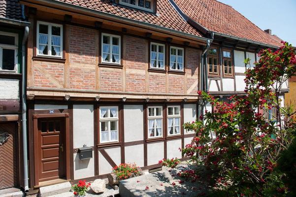 Ferienhaus am Schloss - Quedlinburg