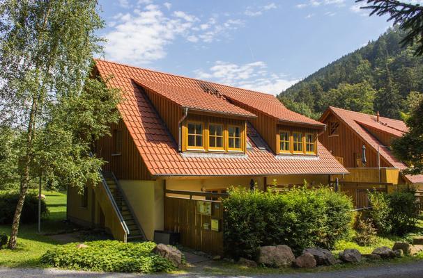 Ferienhaus am Brocken - Fewo 2 Schlafz - Ilsenburg