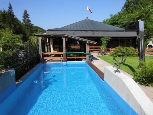 Ferienhaus Berghütte - Wildemann