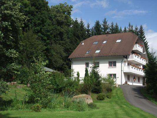 Haus Hubertus, FeWo 2 Die Großzügige mit Balkon - Elend