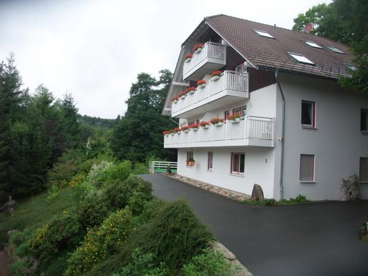 Haus Hubertus, FeWo 6 Herrlicher Ausblick mit Balkon - Elend
