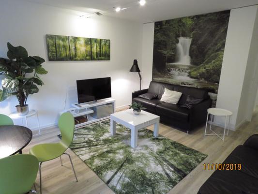Ferienwohnung Am Wald 4 mit Garage und WLAN - St. Andreasberg