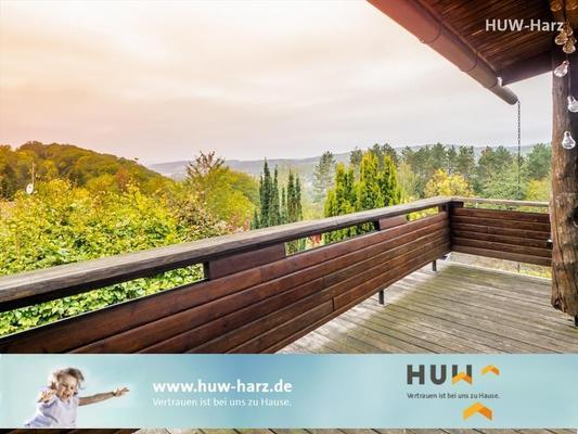 Ferienhaus im Harz - Haus am Hang - Bad Lauterberg