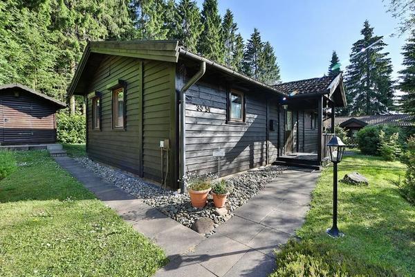 Waldsee Ferienhaus mit Kamin,W-Lan - Clausthal-Zellerfeld