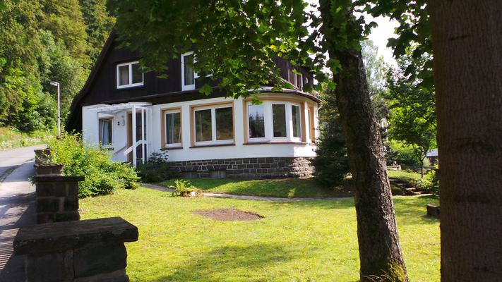 Ferienhaus Viscaya mit Flipperraum  - Altenau