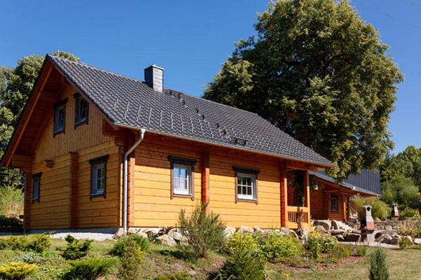 Harz Ferienblockhaus Exklusiv - Haus Munin - Elbingerode