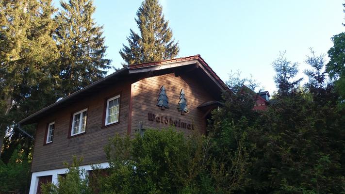 Ferienhaus Waldheimat - Schierke