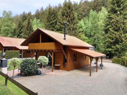 Ferienhaus Lärche im Harz - Lautenthal