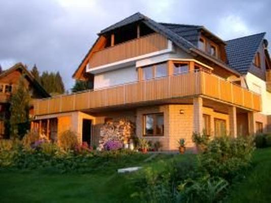 Haus Bergwiese, Ferienwohnung 1 - Altenau