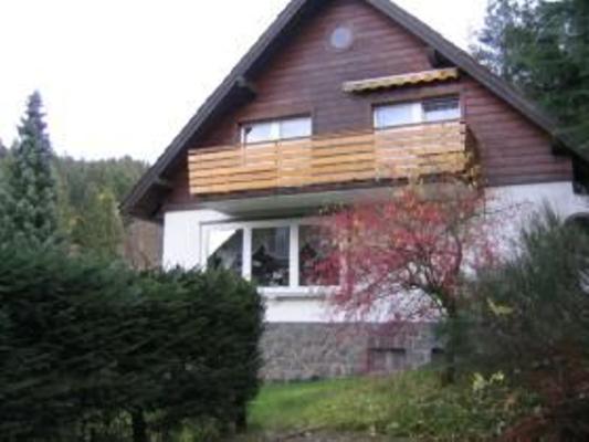 Villa Katze Wohnung 8 mit eig. Balkon - Altenau