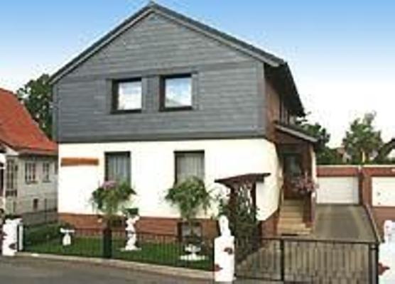 Harz Ferienwohnung Ferienwohnung Haus Erika