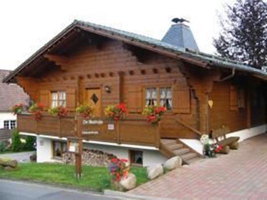 Die Blockhütte, Wohnung 2 - Braunlage