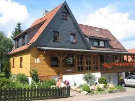 Haus Hühne, Fewo Gartenblick  - Braunlage