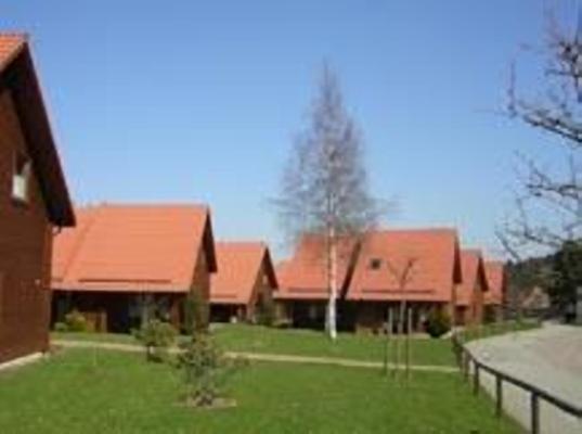 Feriendorf Blauvogel, Ferienhaus 8 - Hasselfelde