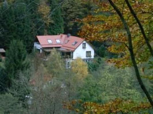 Haus am Berg Lonau, Wohnung 2 - Herzberg