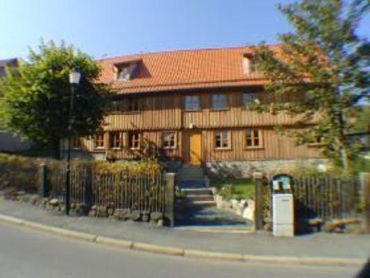 Altes Forsthaus, Wohnung Typ 1 - Ilsenburg