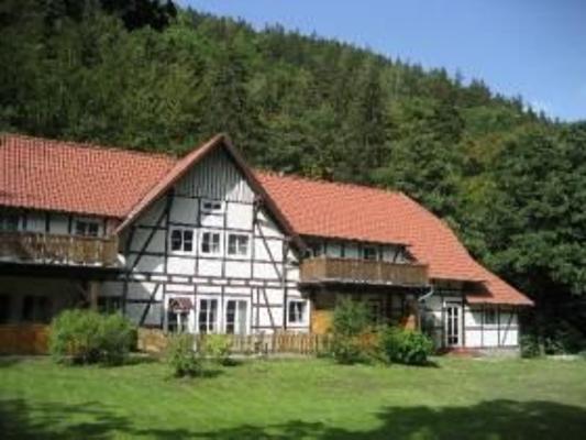 Harz Ferienwohnung: Ferienhaus Nexö - Fewo 1 Schlafzimmer