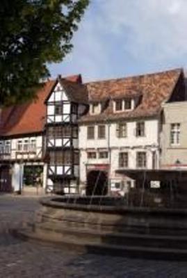Pension St. Nikolai, Ferienwohnung 1 - Quedlinburg