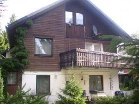 Harzhaus Sonnenhöhe Balkon-TIERLIEB - Schulenberg