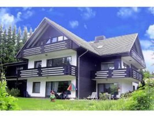 Haus Heidi FEWO 1, Schöne Balkonwohnung  - St. Andreasberg