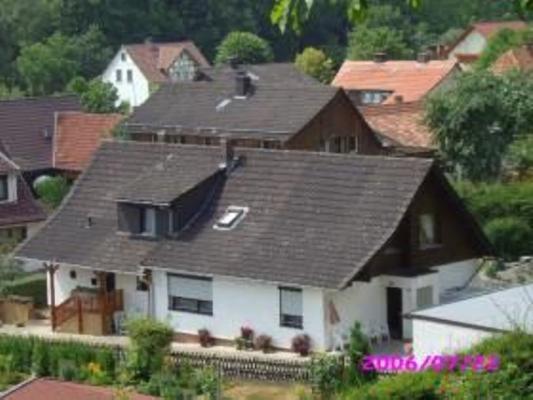 Ferienwohnung Haus Krüger - Wieda