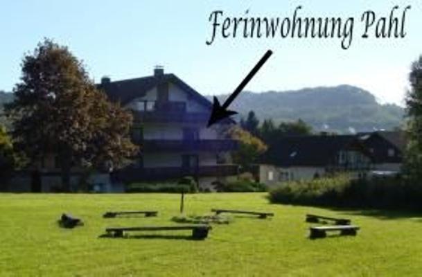 Ferienwohnung Pahl - Wolfshagen