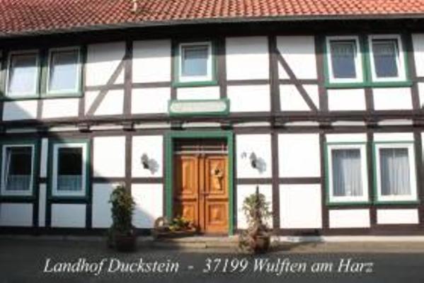 Landhof-FW,  im 1.Stock, FW-Birkennest - Wulften