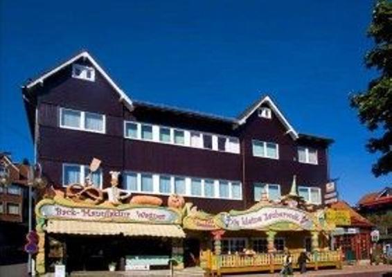 Hotel Wagner- Doppelzimmer Du WC - Braunlage