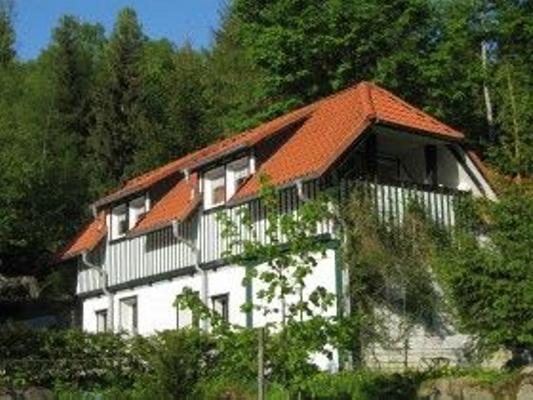 FERIENHAUS Hagenquelle, mit Balkon - Schierke