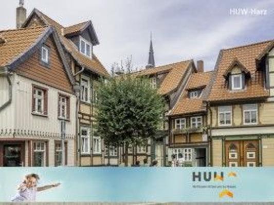 Ferienhaus Am Kleinsten Haus - Wernigerode