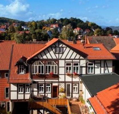 Alte Apotheke, FeWo Nr. 2 GERANIUM - Wernigerode