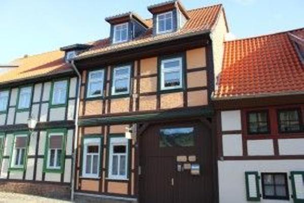 Altstadtidylle Fewo1 Bad Fußbodenheizung - Wernigerode