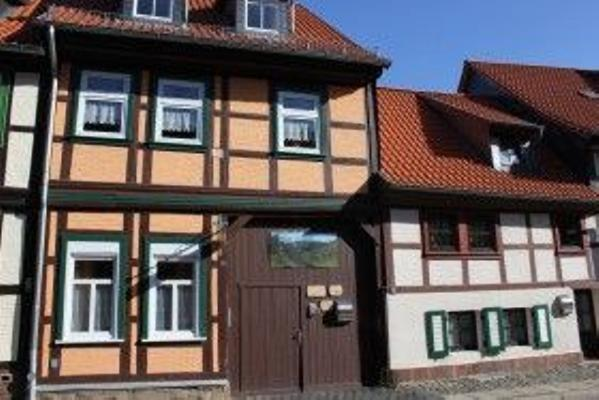 Altstadtidylle Fewo 2 zusätzl. Hochbett - Wernigerode
