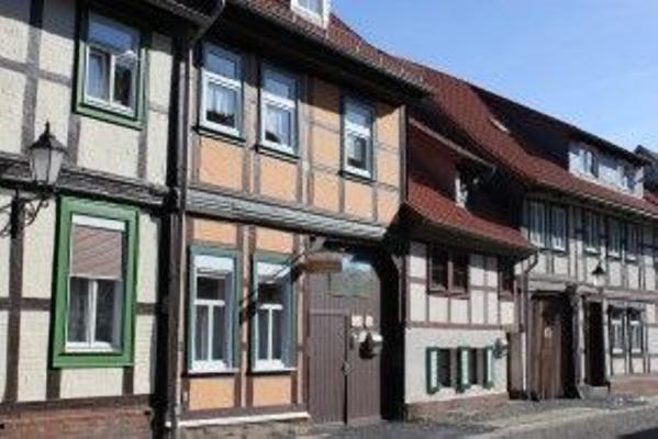 Altstadtidylle Fewo 3 mit Schlossblick - Wernigerode