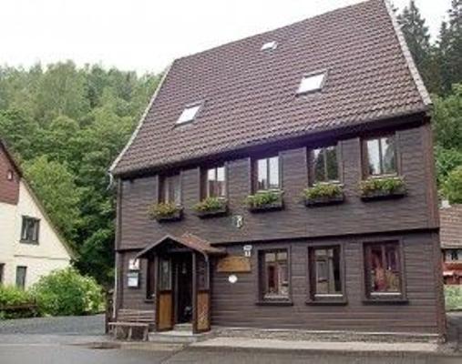 Altenau Ferienwohnung Ariadne, mit Sauna - Altenau