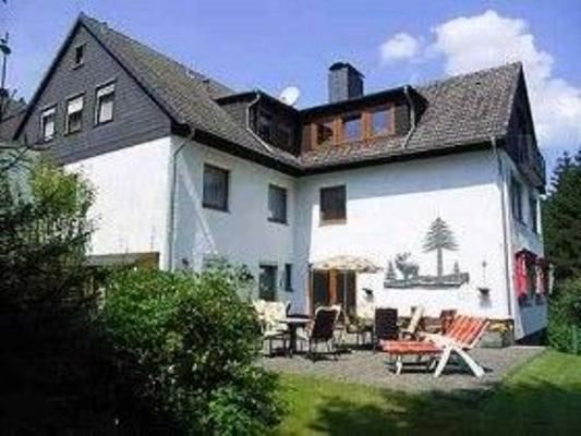 St. Hubertus - Ferienwohnungen, Fewo 2 - Altenau