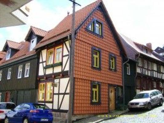 Ferienhäuser Timme, Haus 2 - Blankenburg