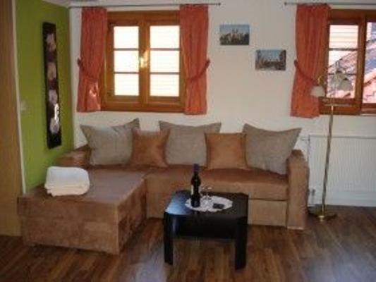 Wohnung ANNA - Ferienhaus am Oeringer Tor - WLAN - Quedlinburg
