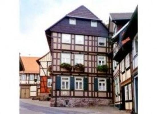 Harz ferienwohnung pension rosenthal ferienwohnung for Pension wernigerode