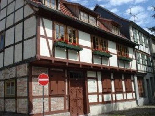 Wohnung DIANA - Ferienhaus am Oeringer Tor - WLAN - Quedlinburg
