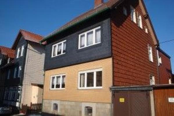 Ferienwohnung Mack Wohnung 2 - Wernigerode