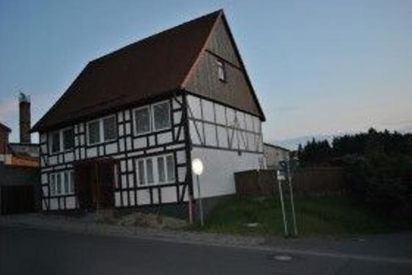 Ferienwohnung Buchmann - Harzgerode