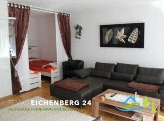 Ferien- und Kurapartement 24 am Eichenberg  - Bad Harzburg
