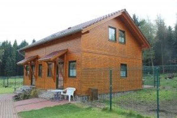 Ferienpark Merkelbach, Holzhaus 15  - Friedrichsbrunn