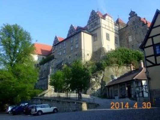 Ferienwohnung Schlossberg - Quedlinburg