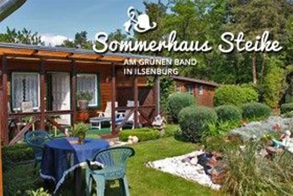 Sommerhaus Steike am grünen Band  - Ilsenburg