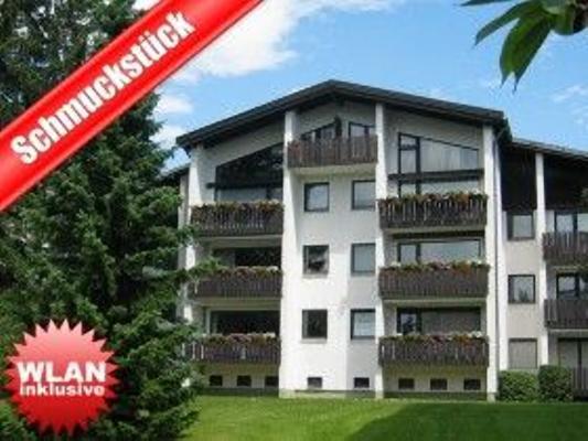 Ferienwohnung Schacht im Fürstenhof - Bad Harzburg