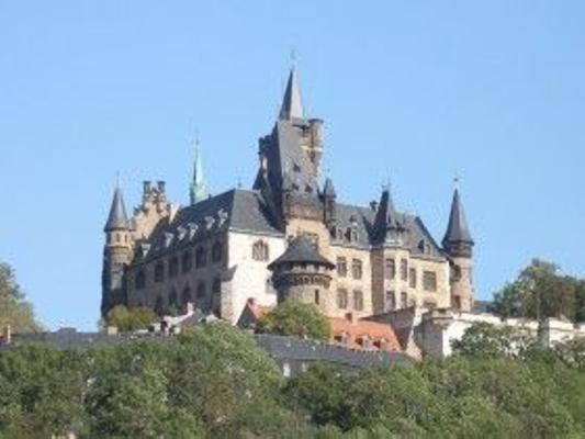 Haus zur Stadtecke, FeWo 8 mit Schlossblick - Wernigerode