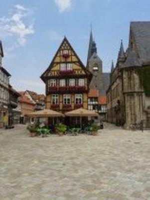 Ferienwohnung Boulevard Cafe - Quedlinburg