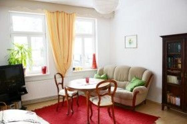 Charmante Wohnung in Fachwerkvilla - Wernigerode